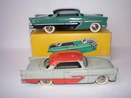 Les voitures miniatures
