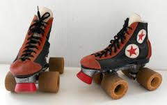 Les patins à roulette