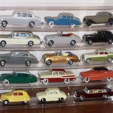 Trouver des voitures miniatures