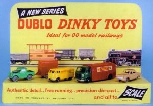 Les Dinky Dublo Dinky Toys