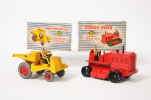 les Dinky Supertoys