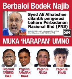 Muka Harapan UMNO