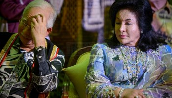 Rosmah Mansor does NOT understand that the US is a Nation of Laws