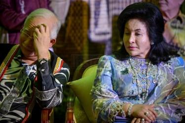 Najib and Rosie2