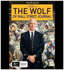 Najib the Wolf of WSJ