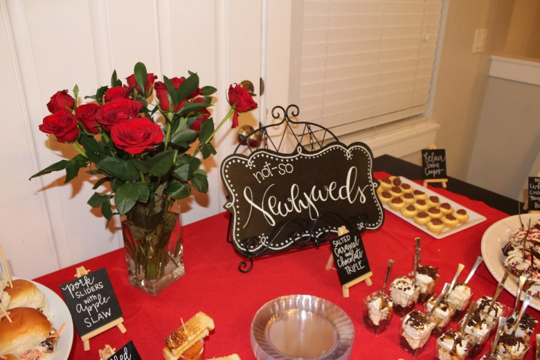 Not So Newlywed Party