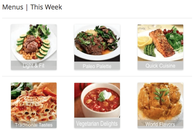 DinnerDork Members ALWAYS have access to all menus and recipes!