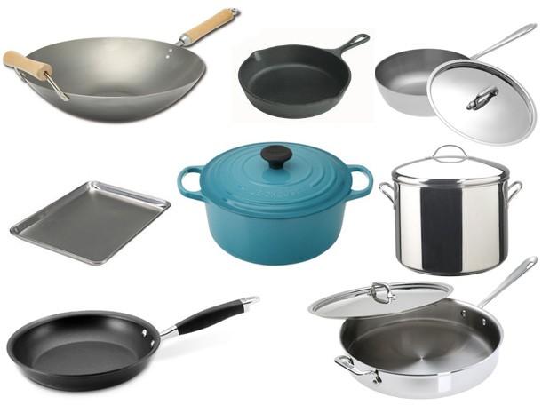 Pots and Pans 101