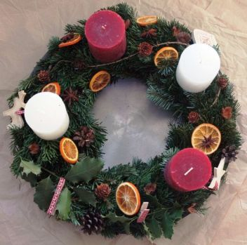 Advent Wreath 01