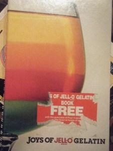 1980s Joys of Jell-O