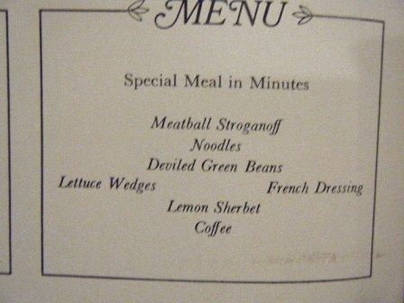 special meal in minutes
