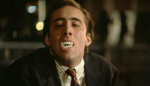 Happy Birthday Nicolas Cage Dinner Is Served 1972