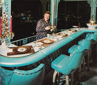 Liberace's Blue Room