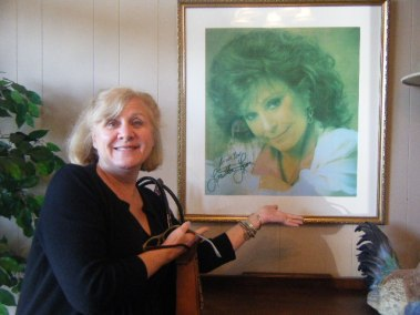 Loretta Lynn Kitchen Portrait