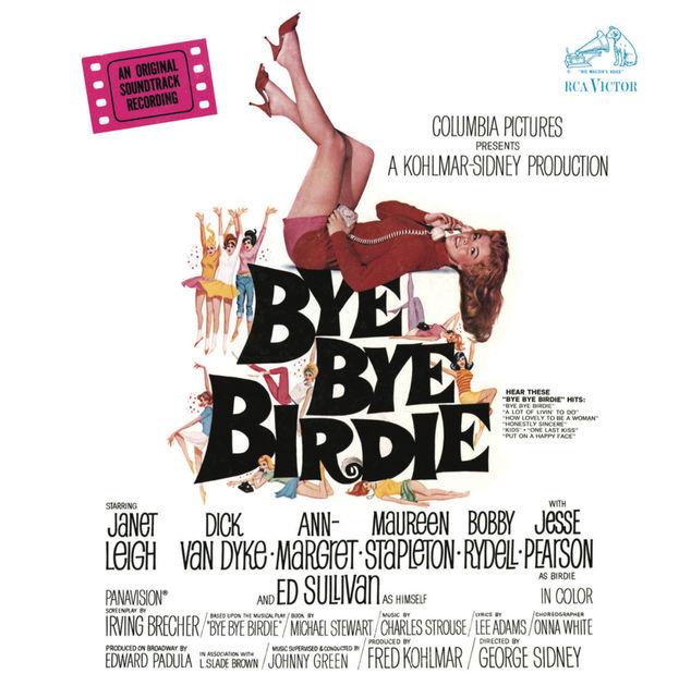 """#FoodInFilm """"Bye Bye Birdie"""" Pink Champagne"""