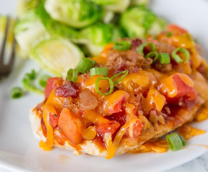 Monterey Chicken (or Turkey) - Dinners, Dishes, and Desserts