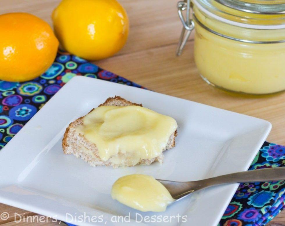 Meyer Lemon Curd