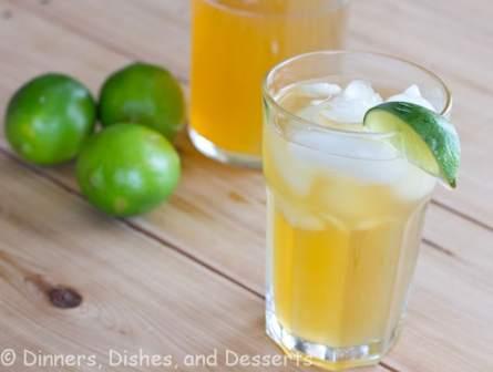 Swanky Cayman Lemonade