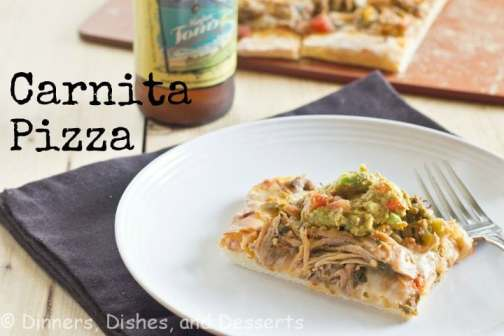 Carnita Pizza