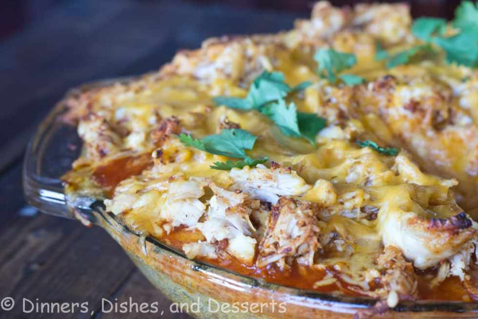 turkey tamale pie on a plate