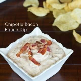 Chipotle Ranch Dip