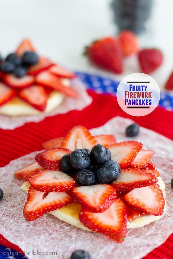 Fruity-Firework-Pancakes