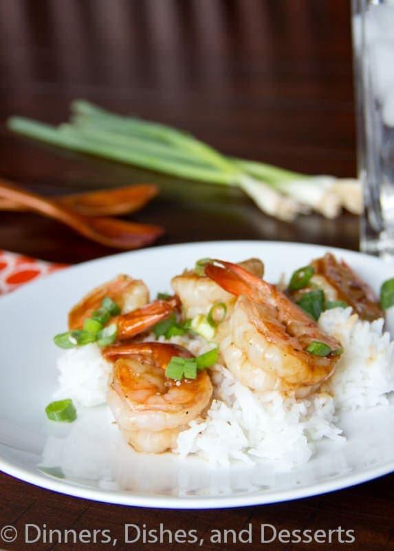 Hoisin Glazed Shrimp #recipe   Dinners, Dishes, and Desserts