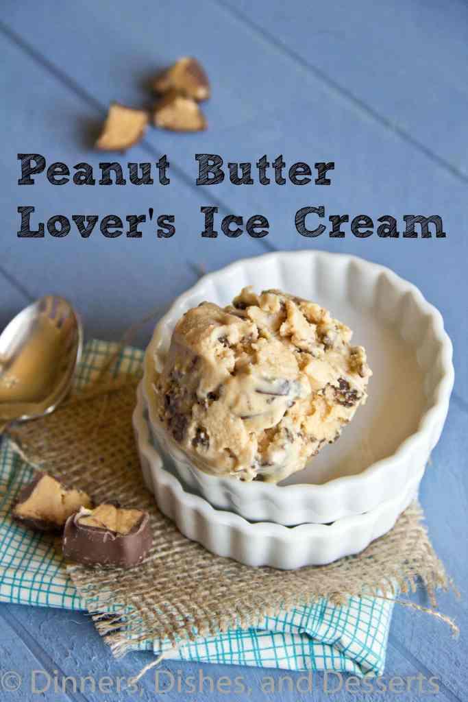 Peanut Butter Lovers Ice Cream