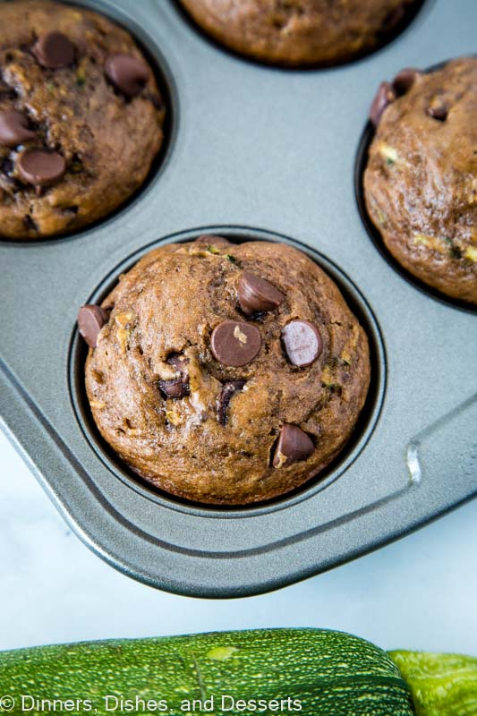 Have zucchini to use up? These zucchini muffins are great to freeze and have for busy mornings
