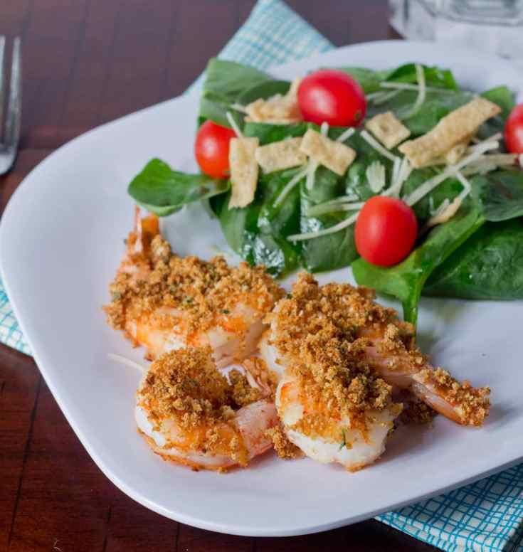 Crispy Baked Shrimp