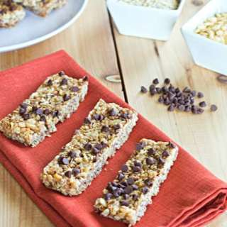 granola bars quaker