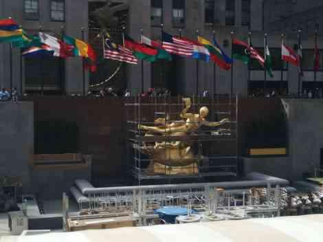 Rockefellar Center New York City