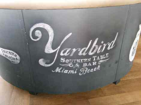 Yardbird in South Beach