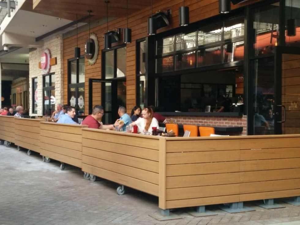 5280 Burger Bar Denver Colorado