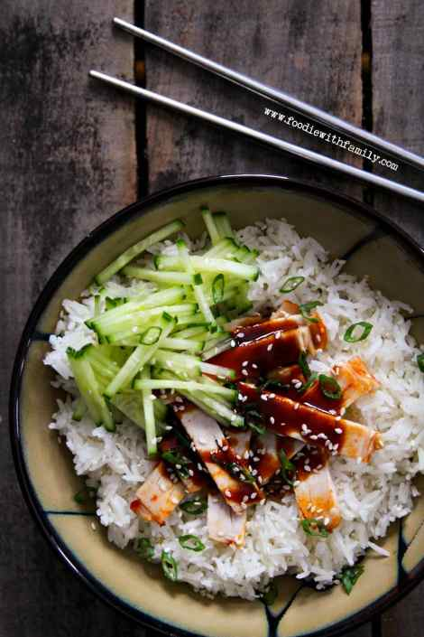 Slow Cooker Korean Style Barbecue Pork {Foodie with Family}