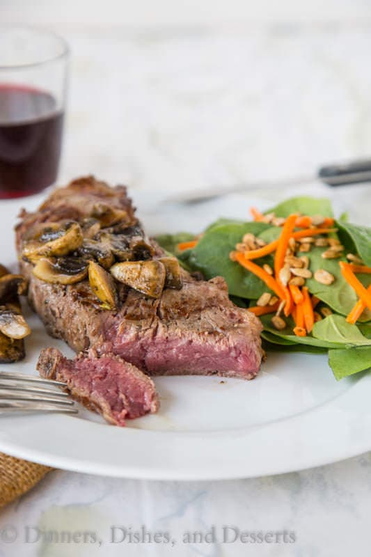 Perfect Grilled Ribeye - a perfect grilled ribeye steak is easy, delicious and something everyone should know how to do!
