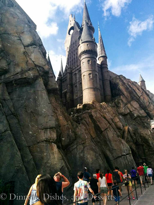 Universal Studios Orlando - Hogwarts Castle