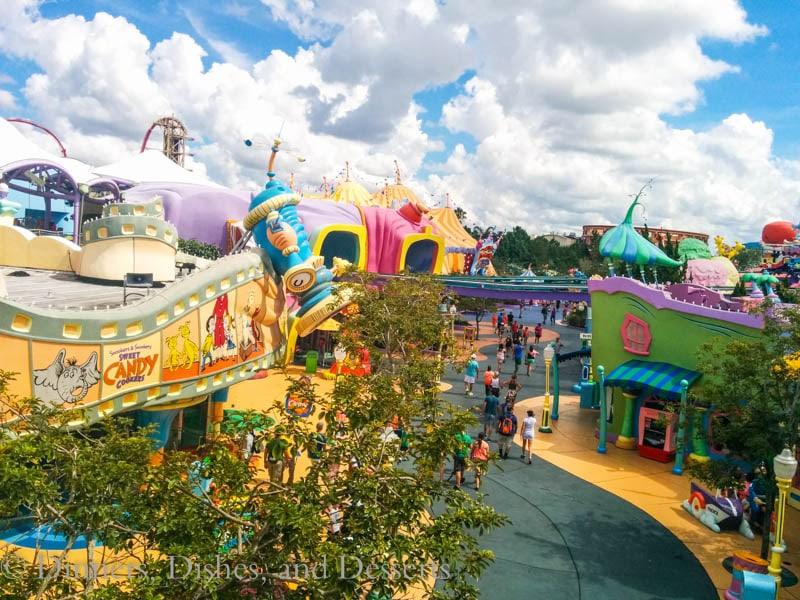 Universal Studios Orlando - Suess Landing