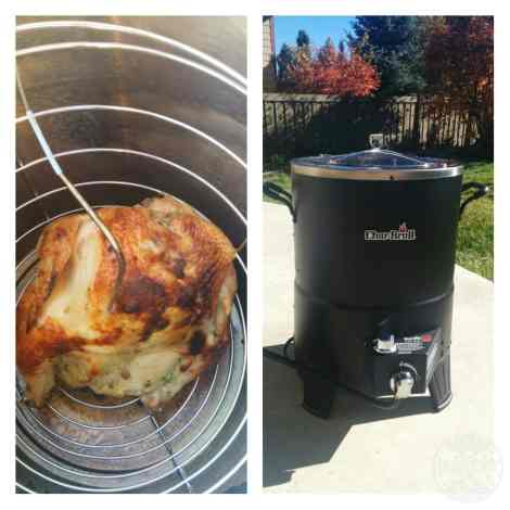 Charbroils Big Easy Oil-less Turkey Fryer