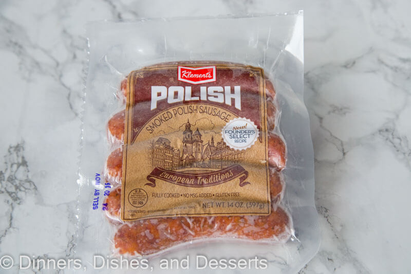 Klements Polish Sausage