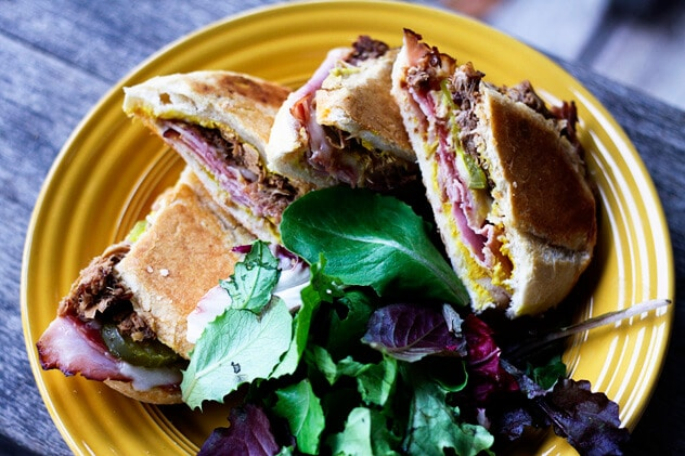 Cuban Sandwiches {Foodie with Family}