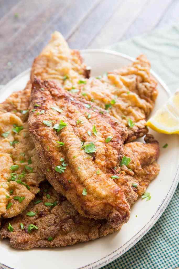 Southern Fried Catfish {Lemons for Lulu}