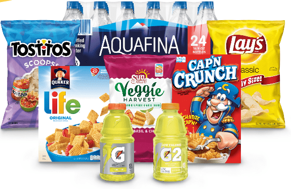 Pepsi Co Participating Products