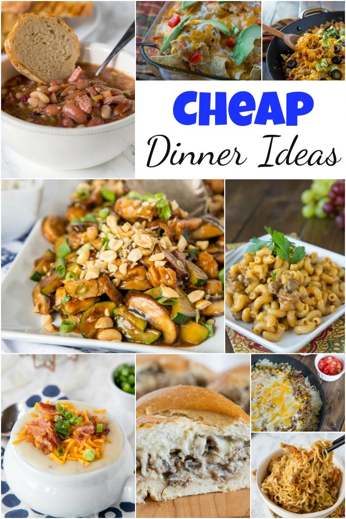 Simple Cheap Dinners 2