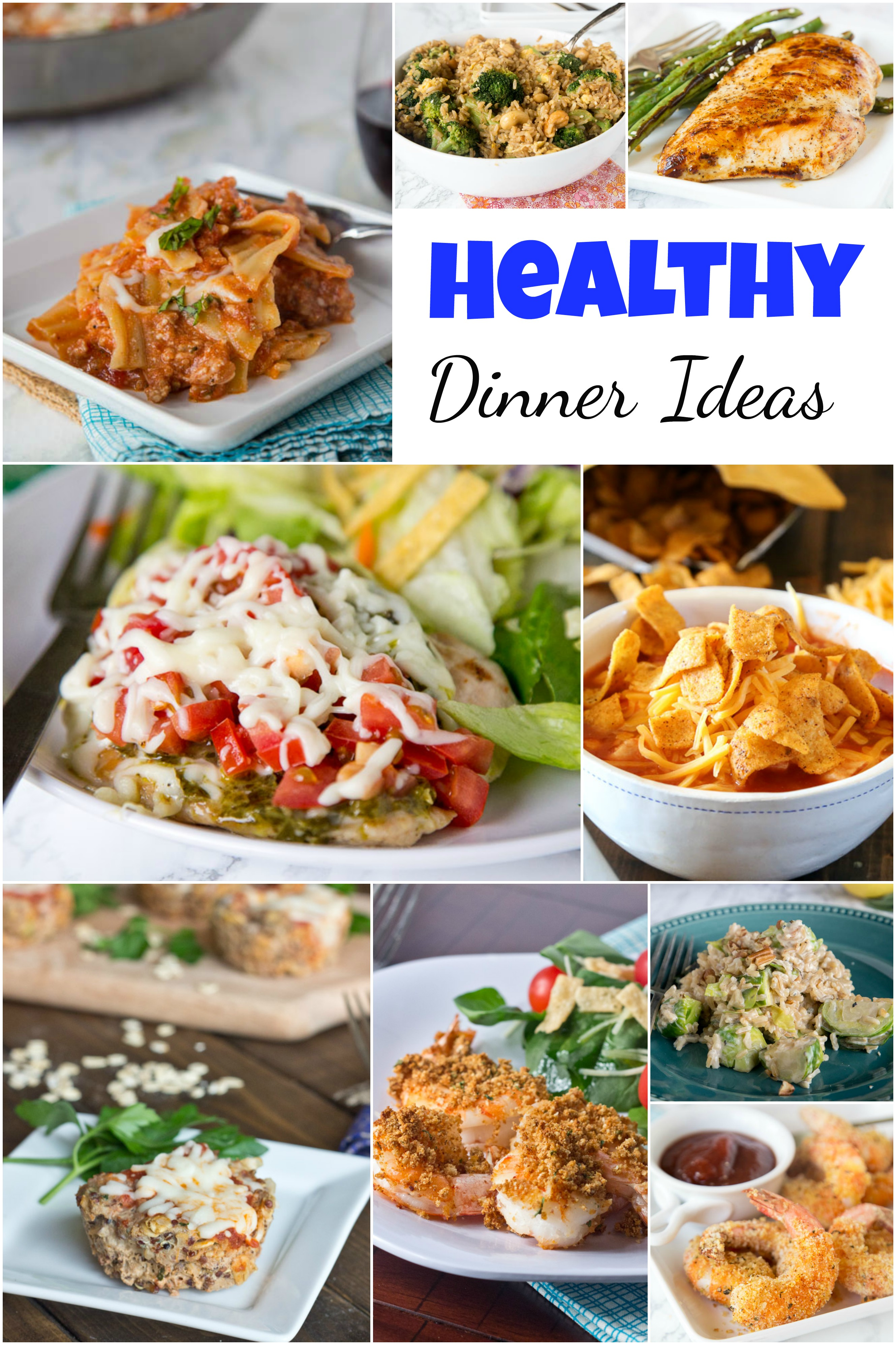 Healthy Dinner Options Eating Out