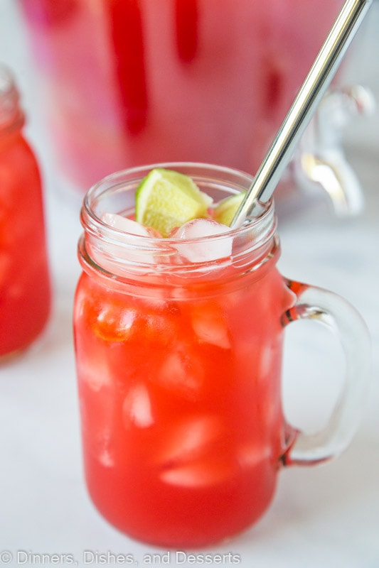 Hawaiian punch that is perfect for a party