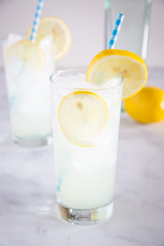 Fresh, sweet, tart and delicious!  Classic Tom Collins is easy and simple to make any night of the week.