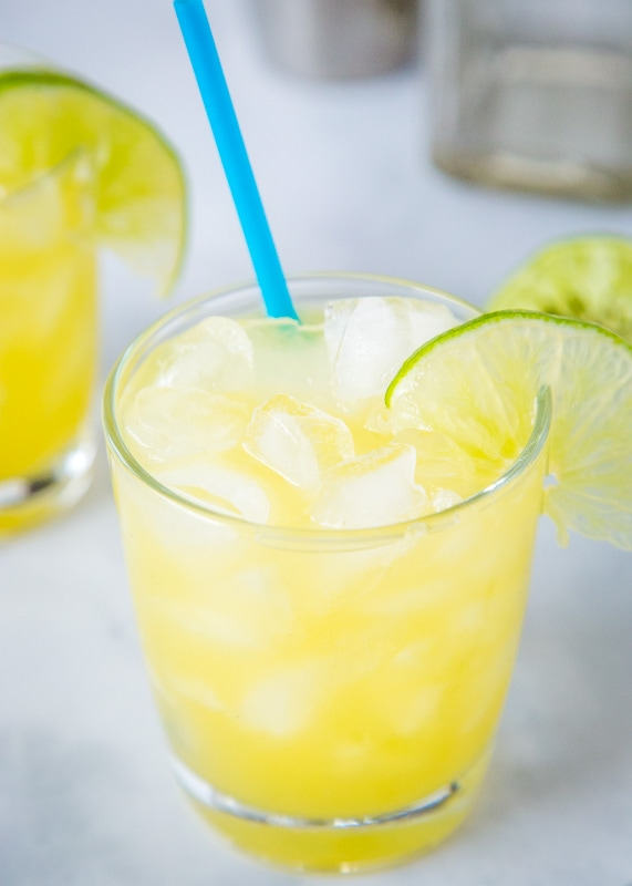Celebrate Cinco de Mayo or just taco night with these fun margaritas!