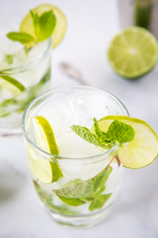 Turn a mojito into a margarita with this mojito-rita