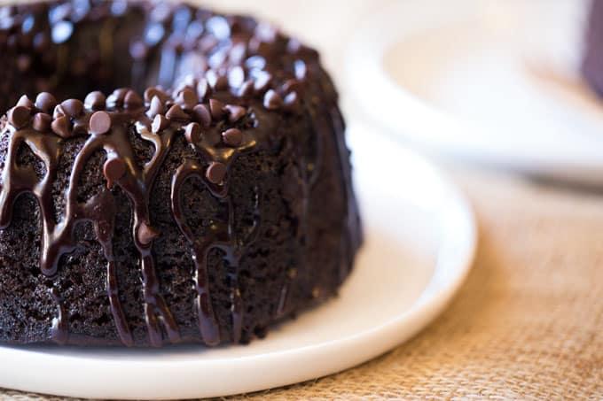 Triple Chocolate Cake Recipe Scratch